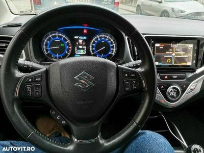 second-hand Suzuki Baleno 1.2