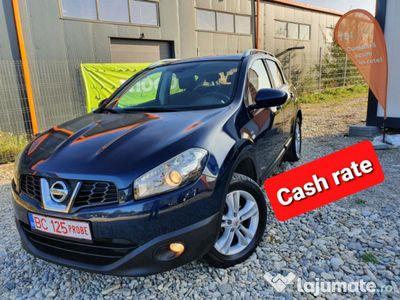second-hand Nissan Qashqai 160.000 km 1.5 diesel an 2010 cash rate