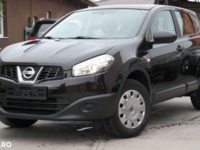 second-hand Nissan Qashqai 1.5 DCI Diesel, an 2012
