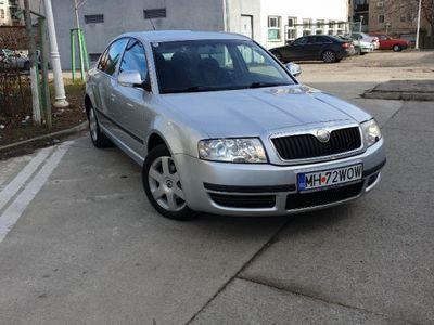 second-hand Skoda Superb 2008 diesel euro 4