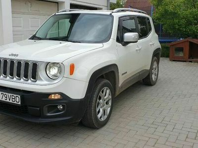 second-hand Jeep Renegade 2.0