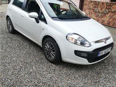 second-hand Fiat Punto Evo