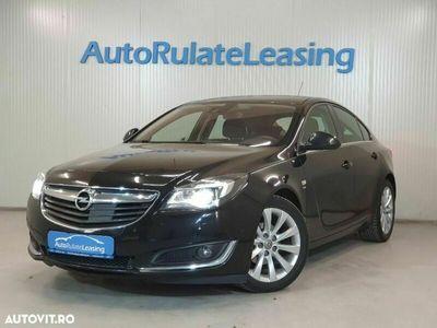 second-hand Opel Insignia 2017 2.0 Diesel 170CP Manuală, 166.267 km, Sedan