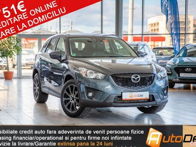 second-hand Mazda CX-5 2.2 Turbodiesel Sports-Line AWD