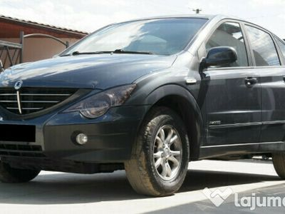 second-hand Ssangyong Kyron Actyon 4x4DEFECT - an 2008, 2.0 crd (Dies