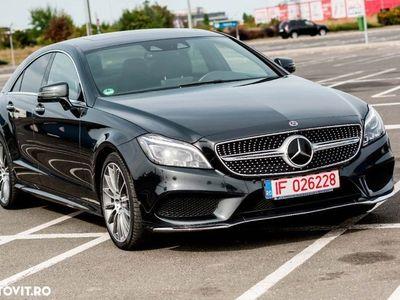 second-hand Mercedes CLS250 CLS