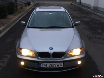 second-hand BMW 320 d 150cp e46 Automatic Navi Schimb-Variante