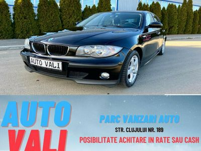 second-hand BMW 116 i - an 2005, 1.6 (Benzina+GPL)