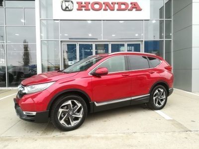 second-hand Honda CR-V CR-V