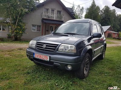 second-hand Suzuki Grand Vitara 4x4 2.0 2005