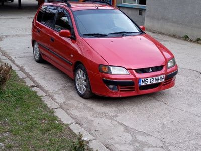 second-hand Mitsubishi Space Star inm. RO, 2003, 1.9 diesel, 115cp