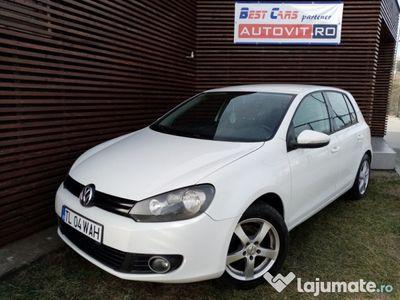 second-hand VW Golf VI 2012 1,2tsi 105cp Euro5