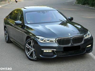 second-hand BMW 740 Seria 7