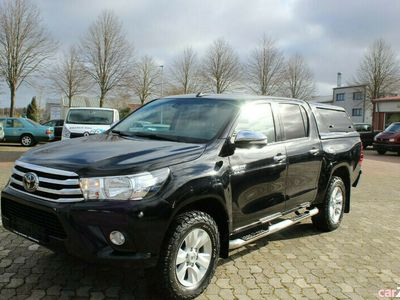 second-hand Toyota HiLux DC AT