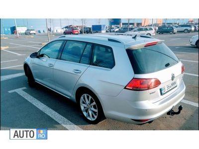 second-hand VW Golf VII HighLine /Euro 6 / camera /piele / masaj / navi /
