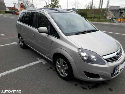 second-hand Opel Zafira 1.7