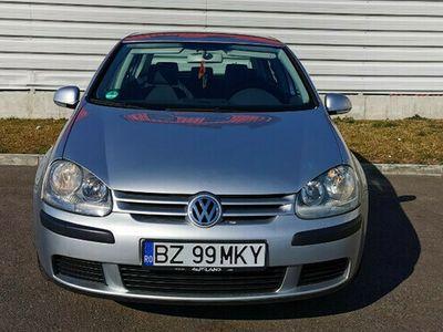second-hand VW Golf V 1.6 benzina MPI / 2xClimatronic / Incalzire