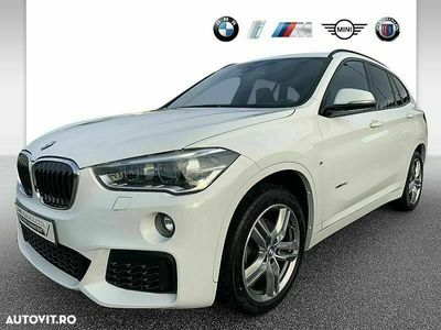 second-hand BMW X1 xDrive18d