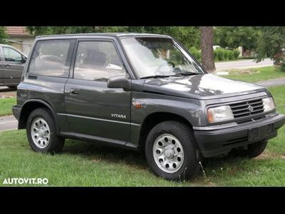 second-hand Suzuki Vitara