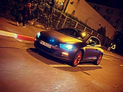second-hand VW Scirocco 2.0
