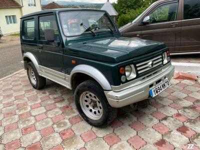 second-hand Suzuki Samurai 1.9 td 2002