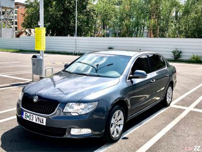 second-hand Skoda Superb 2