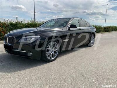 second-hand BMW 730 3.0 Diesel 245 Cp 2010 Euro 5 Automat Full Options