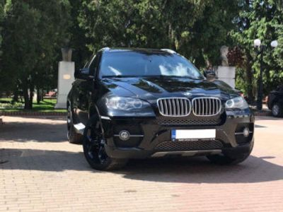 brugt BMW X6 40d 306 cp