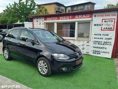 second-hand VW Golf Plus 1.4