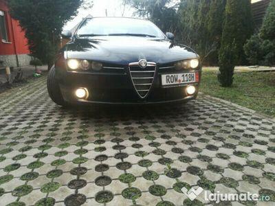 second-hand Alfa Romeo 159 perfecta stare 2009 diesel ieftin