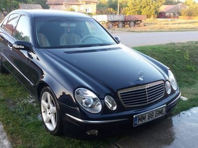 second-hand Mercedes E220 W211
