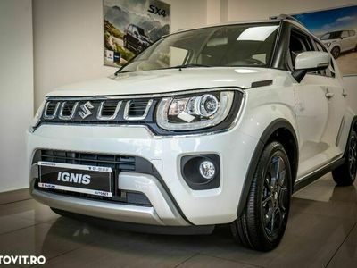 second-hand Suzuki Ignis Hybrid