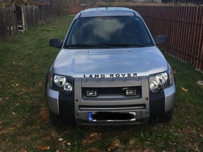 second-hand Land Rover Freelander