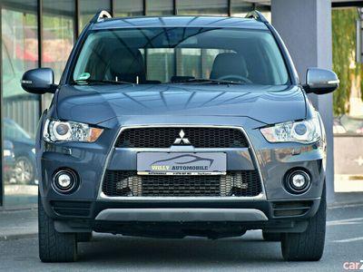 second-hand Mitsubishi Outlander Automatik