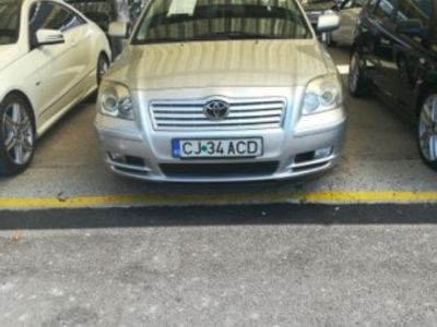 used Toyota Avensis 2.0 D4D