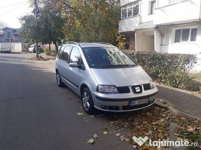 second-hand Seat Alhambra 2007