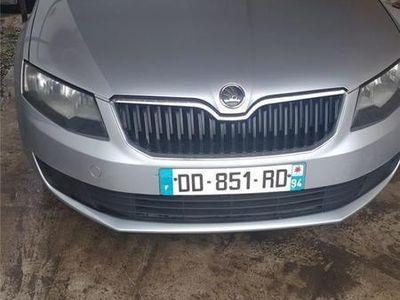 second-hand Skoda Octavia 3, euro 5, 1.6 tdi, 105 cp