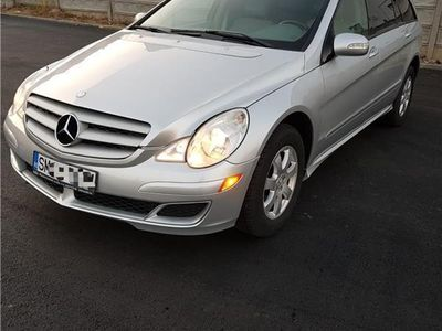 second-hand Mercedes R350 w 251 4 matic, long gpl