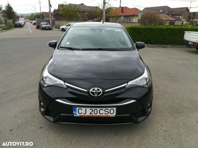second-hand Toyota Avensis 2.0 diesel,euro 6