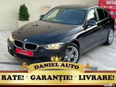 second-hand BMW 320 d 2.0 Diesel 183 Cp 2012 Euro 5 Pachet ShadowLine