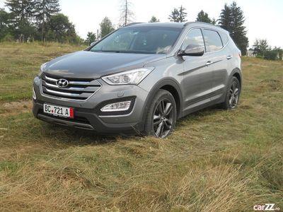 second-hand Hyundai Santa Fe / Impecabil