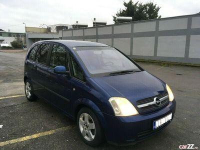 second-hand Opel Meriva 1.7CDTI (euro4, ofer fiscal)