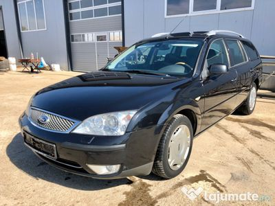 second-hand Ford Mondeo Ghia X 2.0 TDCI 2005 import Germania