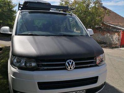 second-hand VW Multivan T5