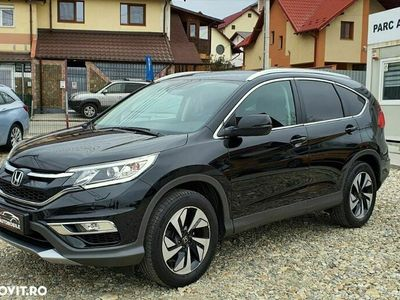 second-hand Honda CR-V 1.6