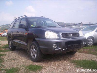 second-hand Hyundai Santa Fe 2.0 tdi Klima