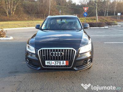 second-hand Audi Q5 QUATRO