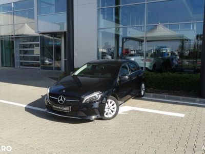 second-hand Mercedes A180 d