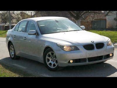 second-hand BMW 520 E60 d - an 2007, 2.0d (Diesel)