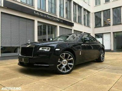 second-hand Rolls Royce Wraith Standard